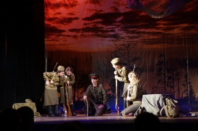 В Сыктывкаре пройдет Всероссийский театральный фестиваль