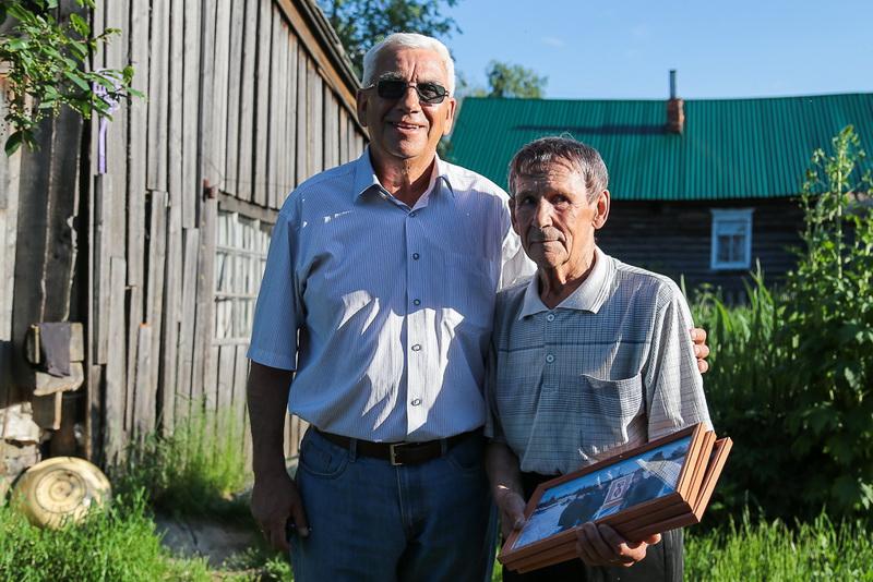 Николай Бажуков стал почетным гражданином Троицко-Печорского района