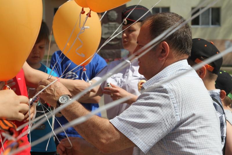 Сотрудники МВД по Коми, общественники и школьники поддержали общероссийскую акцию