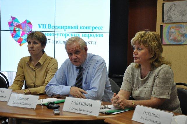 Делегаты конгресса финно-угорских народов в Лахти поделились впечатлениями от поездки