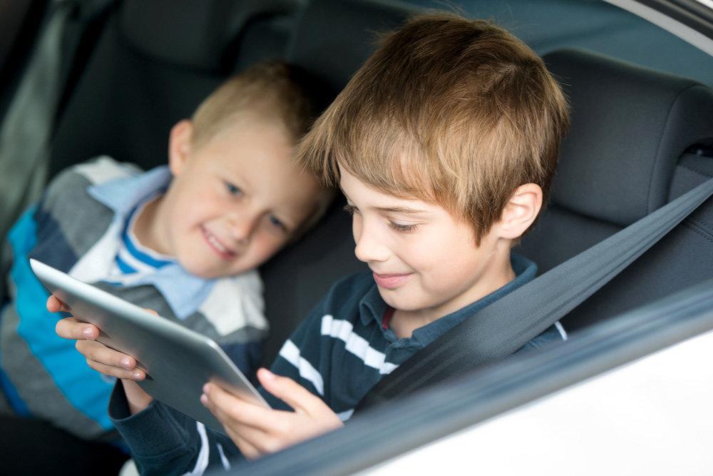 МВД предложило перевозить детей старше 7 лет без автокресла