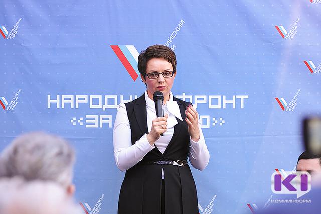 ОНФ: Информационный ажиотаж вокруг Ольги Савастьяновой – это целенаправленный удар по кандидату