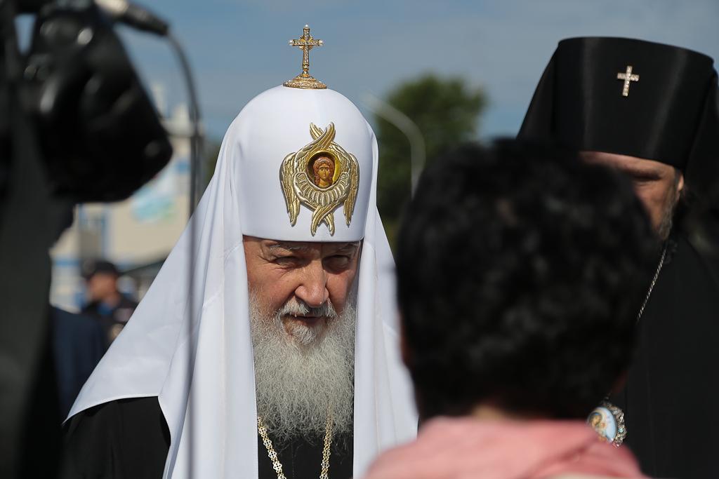 Патриарх Кирилл: