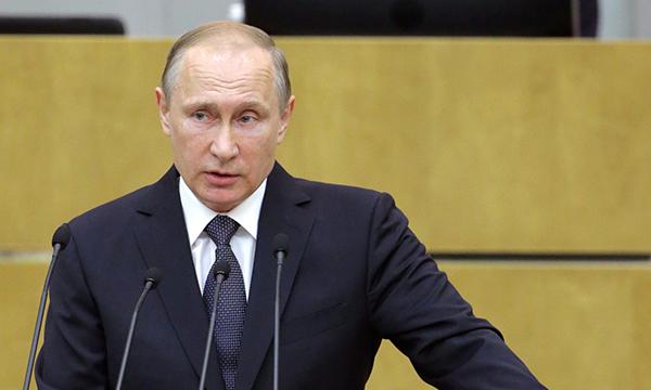 Создание «Единой России» было жизненно необходимо— Путин