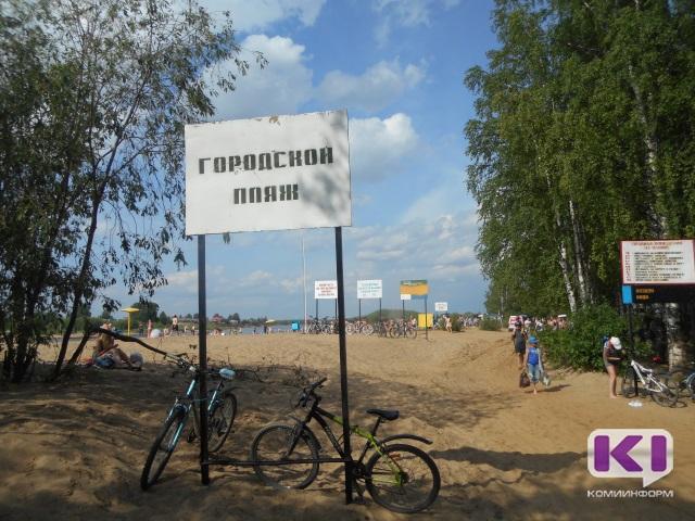 С начала купального сезона в Сыктывкаре были спасены десять человек