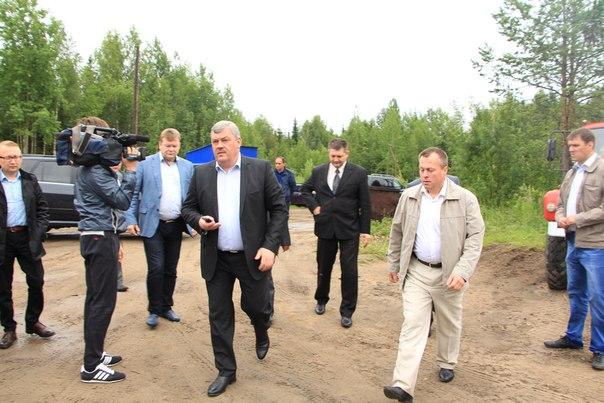Сергей Гапликов потребовал прекратить расточительное использование биоресурсов Коми