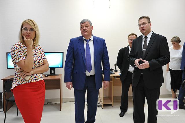 Врио главы Коми познакомился с уникальными техническими разработками СГУ