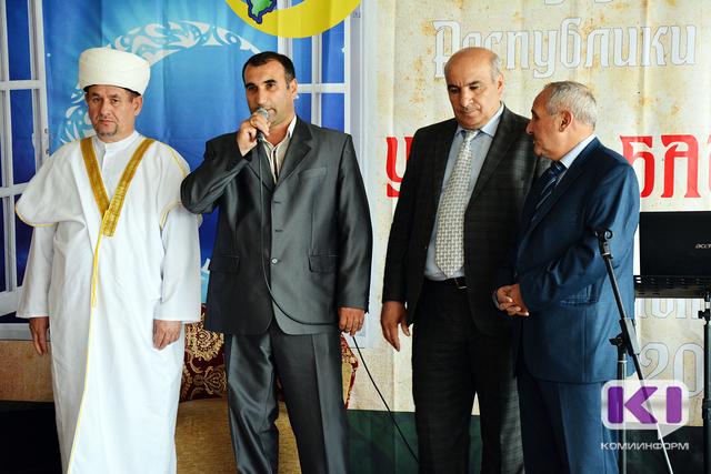 Мусульмане в Коми отметили Ураза Байрам
