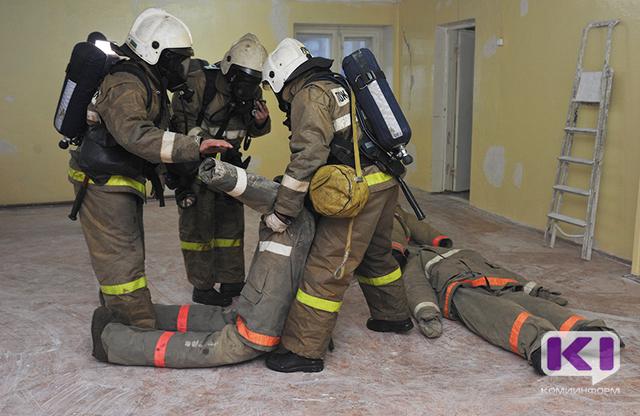 На ВДНХ в Сыктывкаре покажут средства пожаротушения и уникальную систему