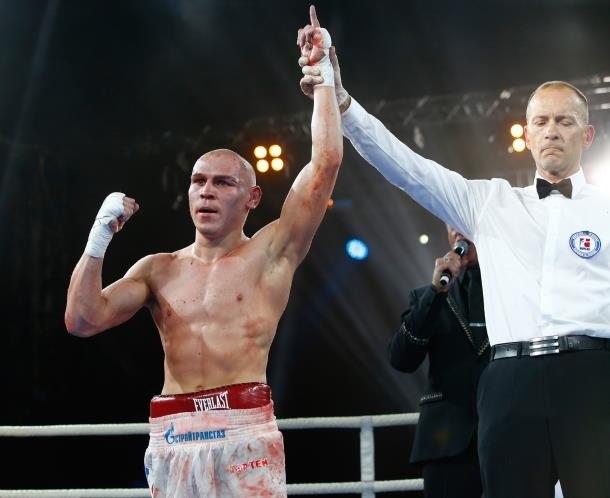 Уроженец Верхней Максаковки выиграл второй бой на Олимпиаде в Рио