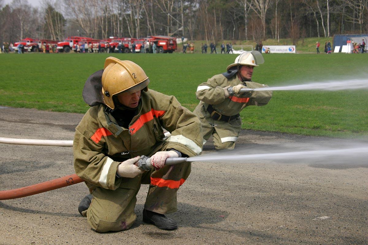 Журналистов приглашают стать пожарными