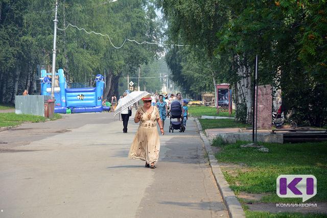 Сыктывкарцев приглашают на открытие обновленного Кировского парка