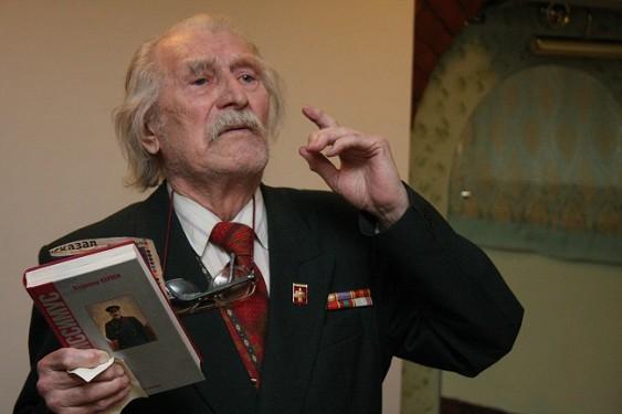 В Сыктывкаре скончался артист и драматург Гений Горчаков