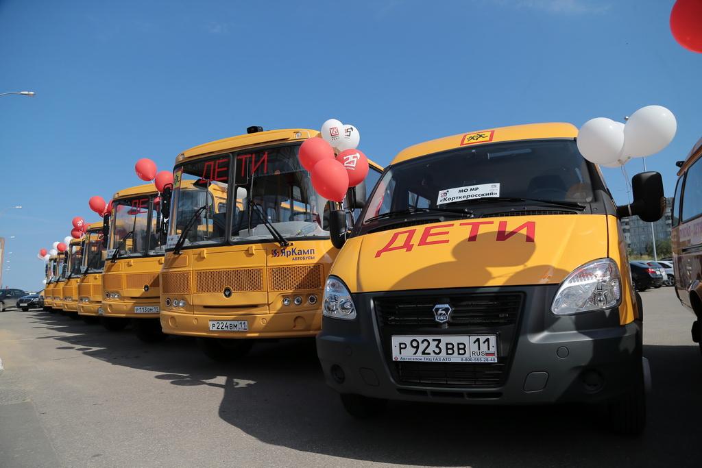 Автобусы от