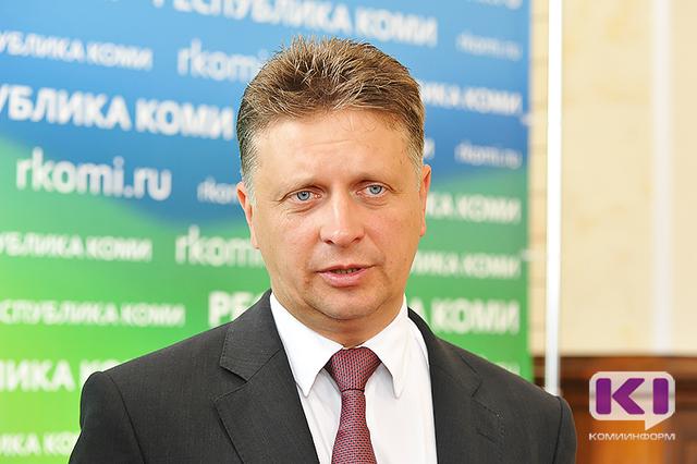 Министр транспорта Максим Соколов: