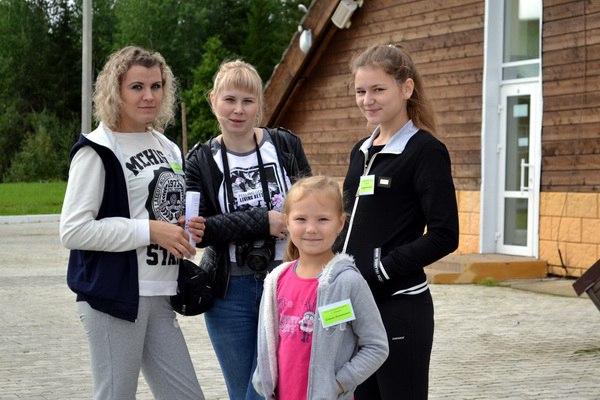 В Коми открылся слет замещающих семей