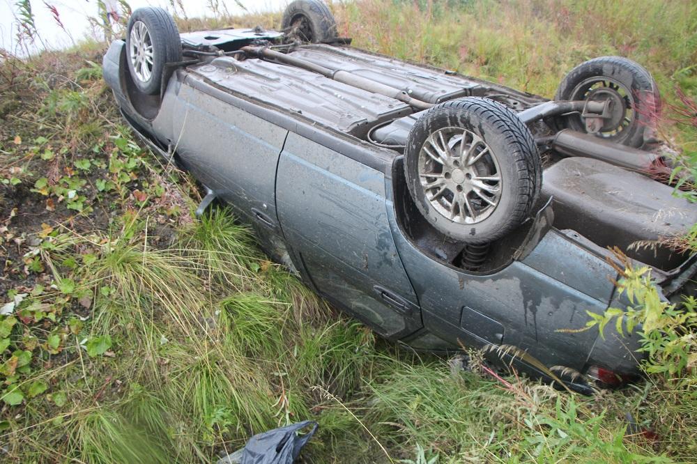 В Воркуте в дорожной аварии пострадал нетрезвый водитель