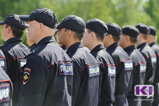 В Коми проверяют деятельность полицейских
