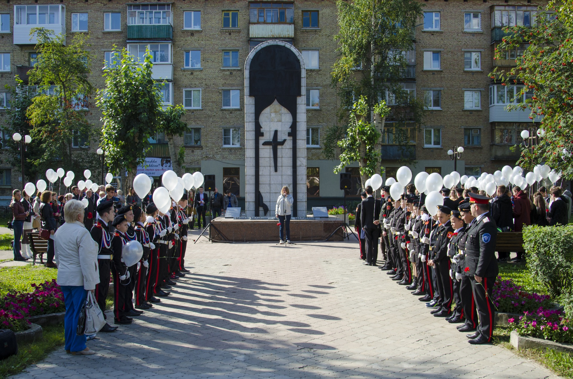 Ухтинцы сравнили бесланскую школу №1 с Домом Павлова в Волгограде