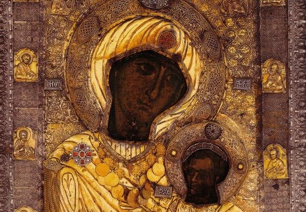 В Коми прибывает чудотворный список Иверской иконы Божьей матери
