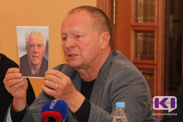 Артист Борис Галкин выразил сожаления по поводу смытой набережной в Сыктывкаре
