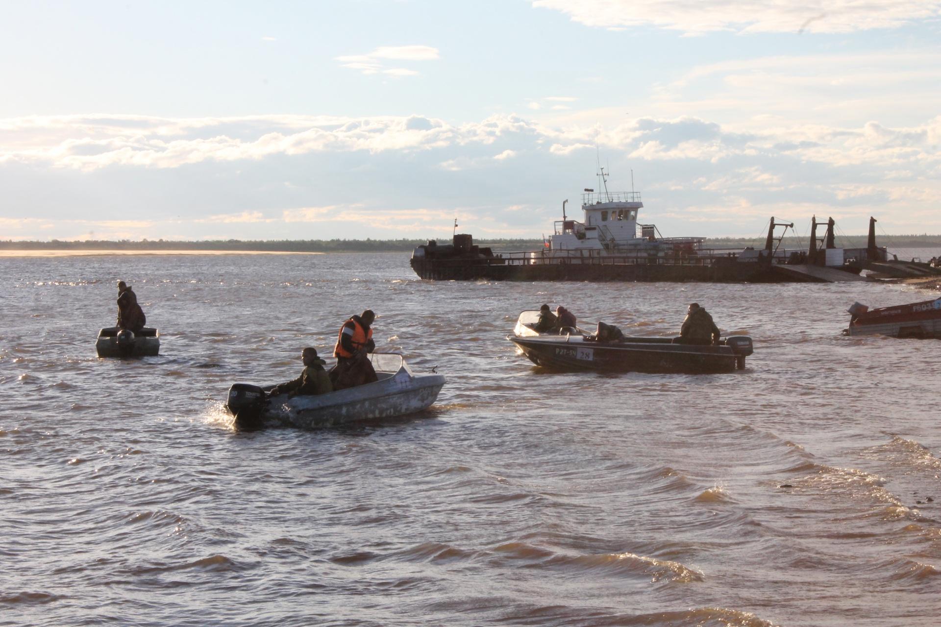 Водный патруль прошел в двух районах Коми