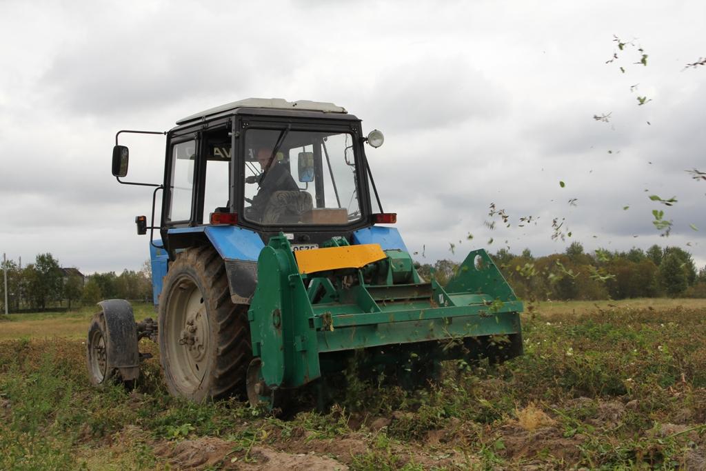 Тракторы в Республике Коми – цены, фото, отзывы, купить.