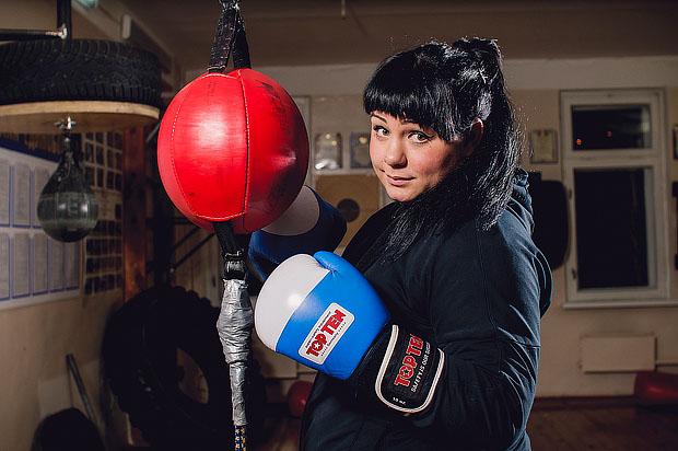 Виктория Крылова из Республики Коми взяла бронзу на Чемпионате России по боксу