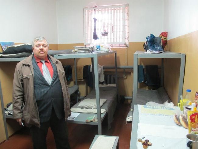 Правозащитники Коми проверили условия содержания в СИЗО Ольховика и Вайнзихера