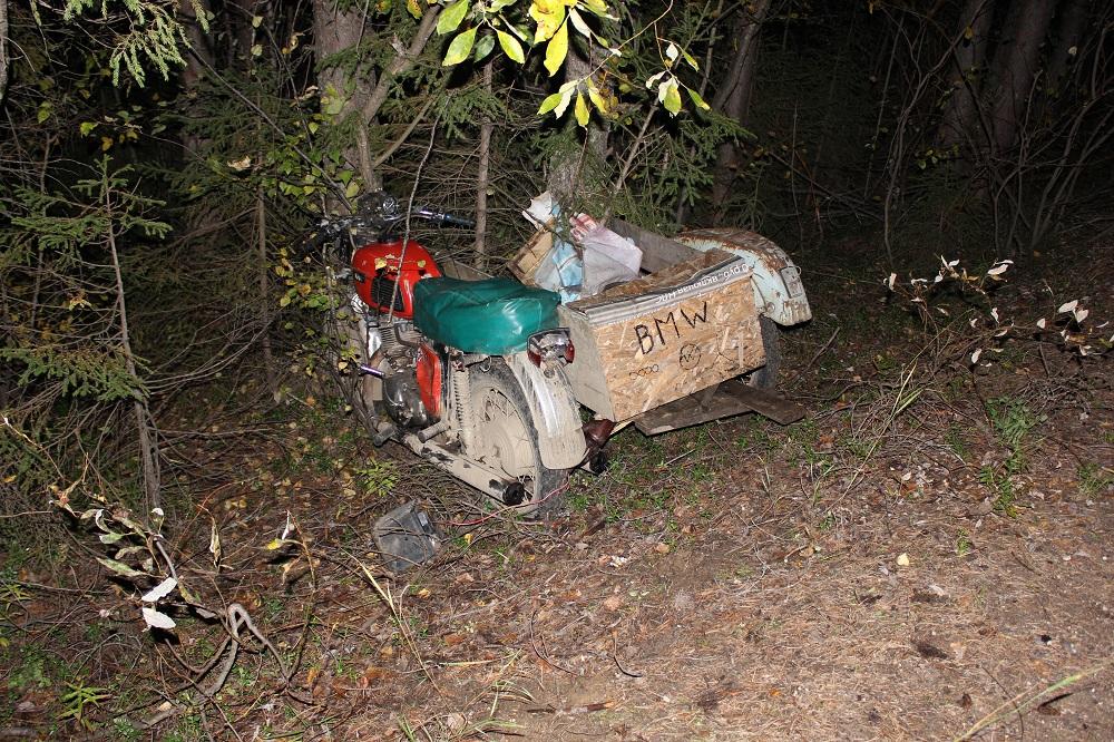 В Корткеросском районе в ДТП погиб 28-летний мотоциклист