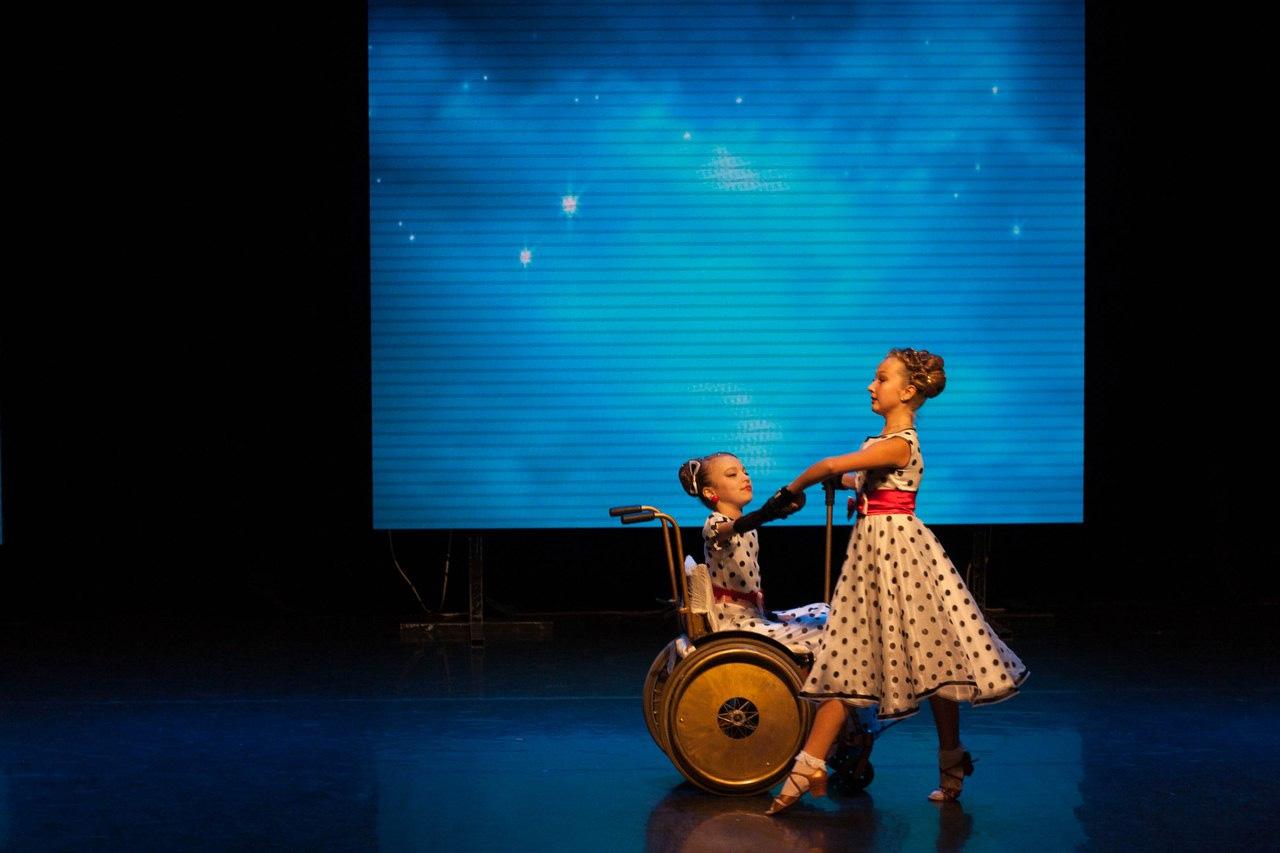 В Сыктывкарской школе искусств заинтересовались инклюзивными танцами