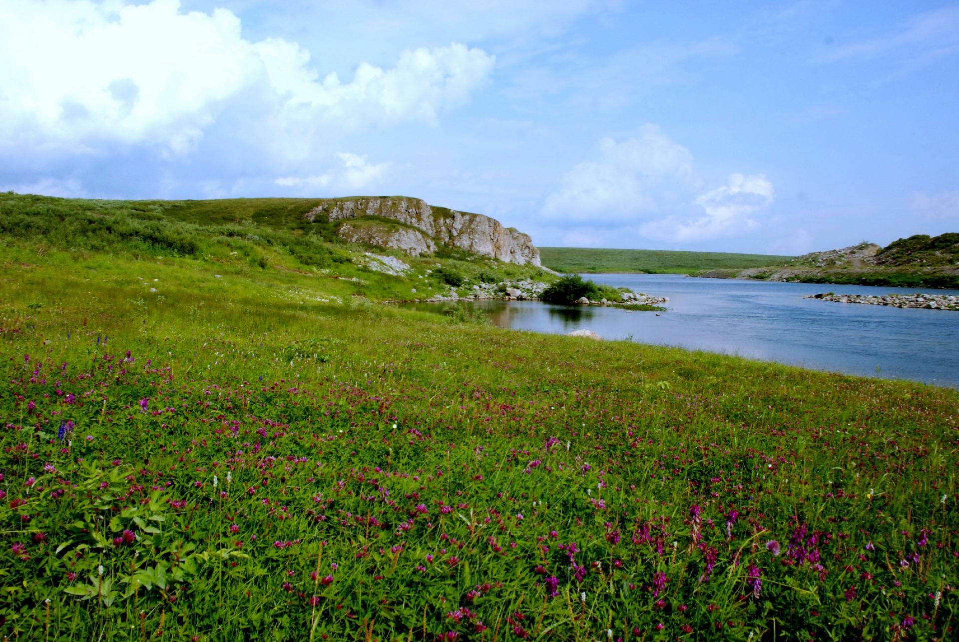 В  Коми обустроят особо охраняемые природные территории, расположенные на вечной мерзлоте