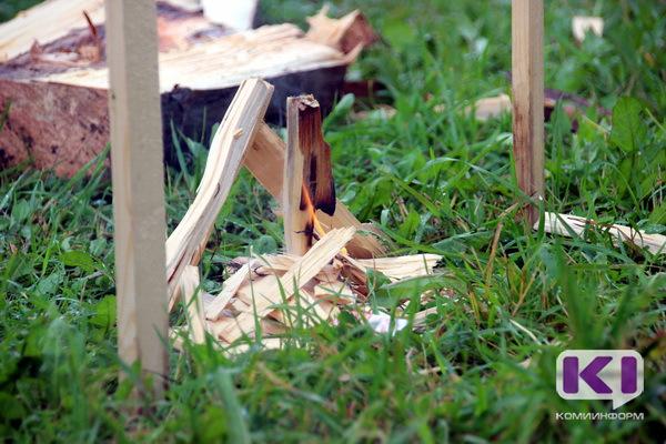 Четверо грибников потерялись в лесах Коми