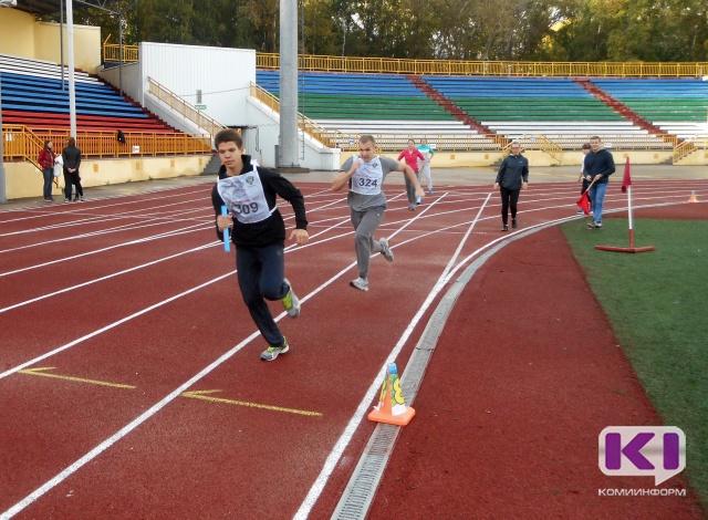 В свой день рождения Ассоциация студенческих спортивных клубов России подарила Сыктывкарскому госуниверситету спортплощадку