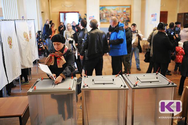 Явка на 12 часов: в Коми проголосовали 112 435 человек