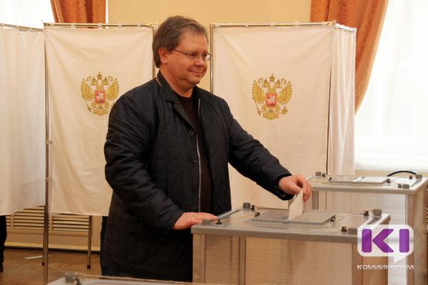Глава Сыктывкара Валерий Козлов: