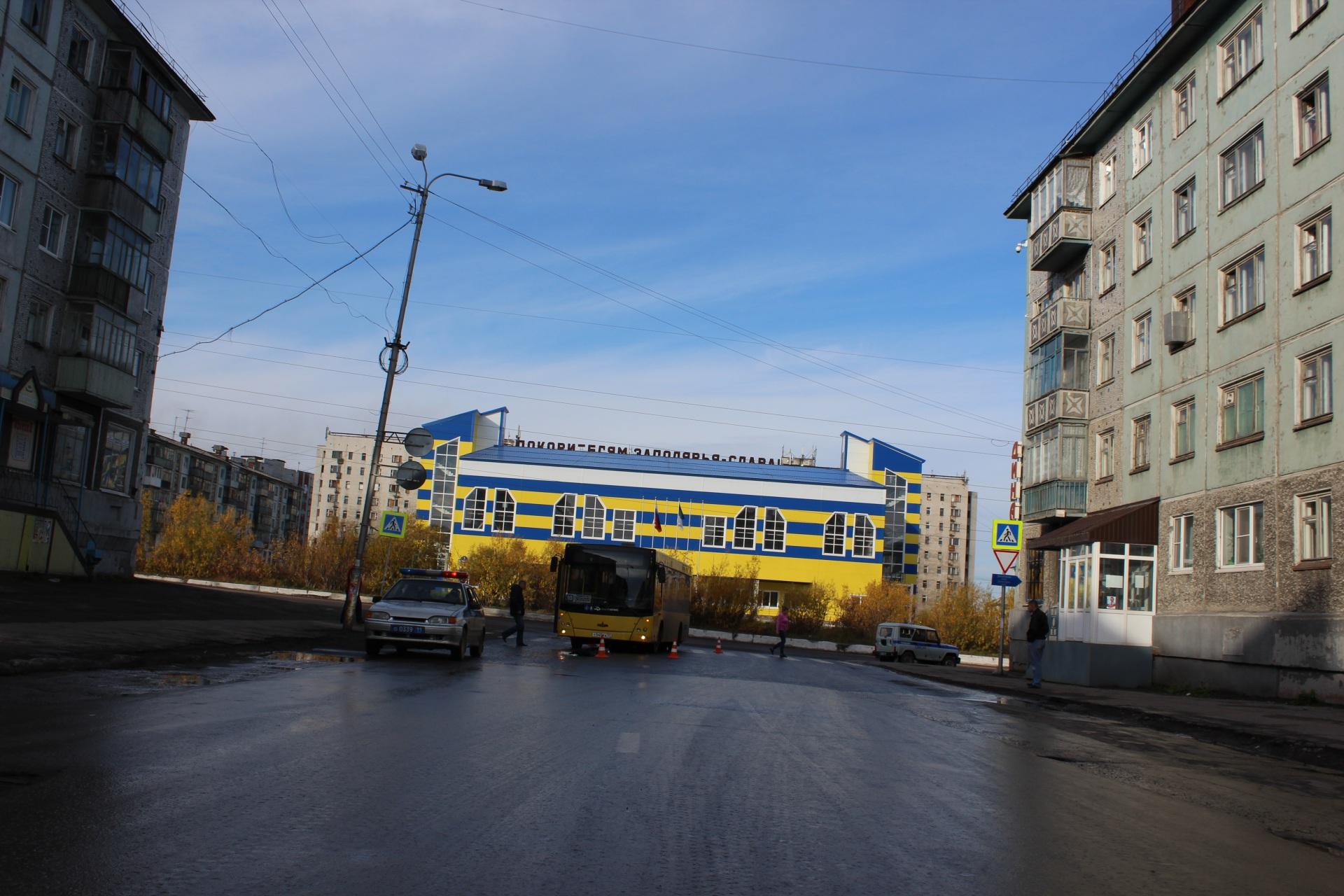 Пострадавший в ДТП воркутинский госавтоинспектор пока нетранспортабелен