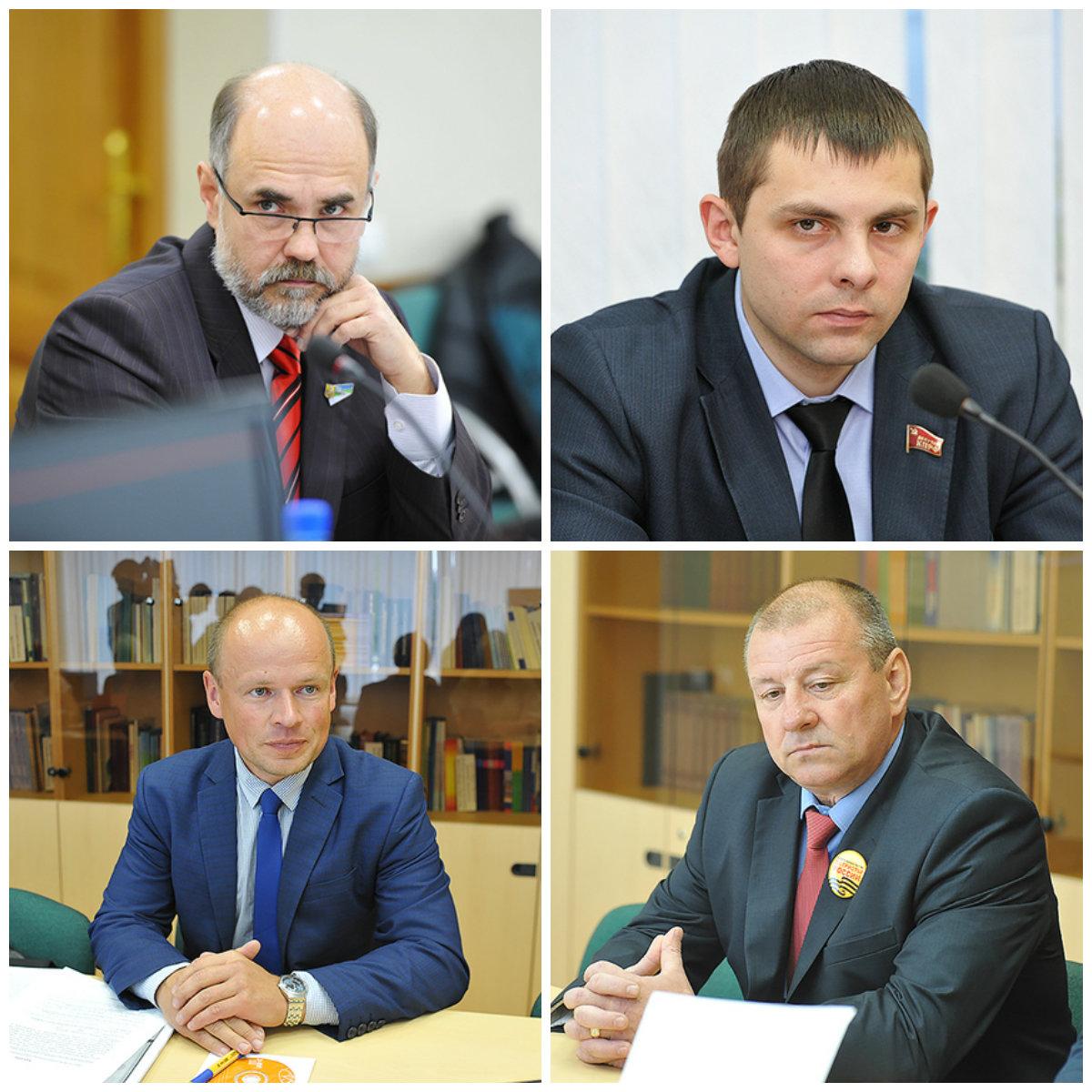Представители партий в Коми оценили организацию сентябрьских выборов-2016