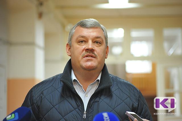 Главой Коми избран Сергей Гапликов