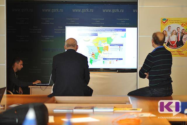 Сергей Гапликов по итогам полуночного подсчета результатов выборов  набирает более 60 процентов голосов избирателей