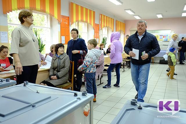 В Коми обработано 34% протоколов: Сергей Гапликов заработал две трети голосов