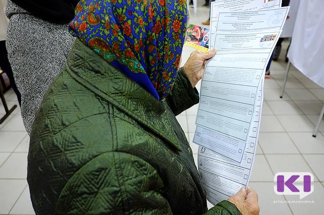 ВУсинске обработано 93,5% бюллетеней