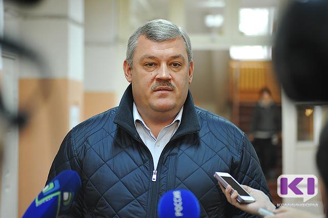 В Коми на выборах главы победу одержал Сергей Гапликов