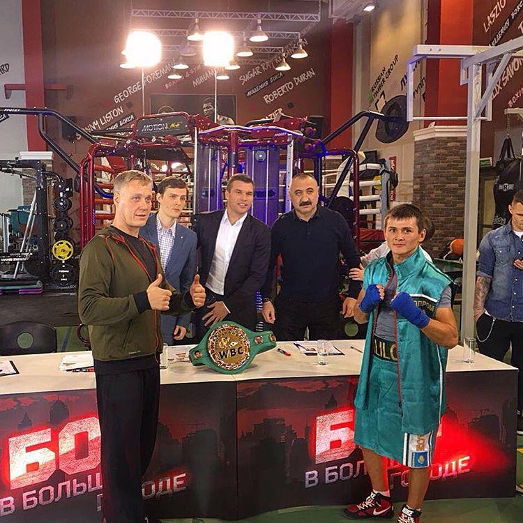Ухтинский боксер Ержан Залилов стал участником федерального реалити-шоу