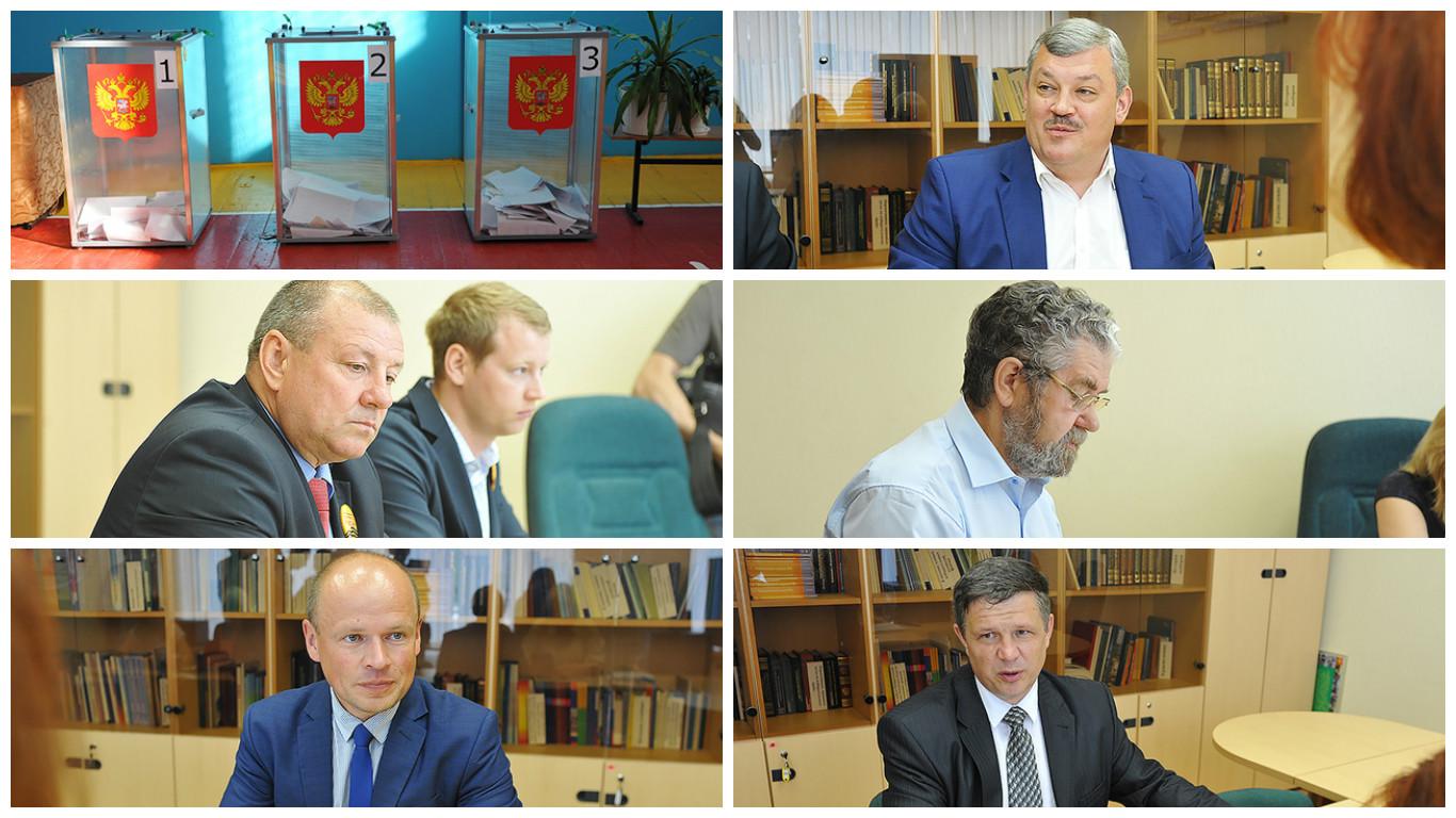 Как муниципалитеты Коми голосовали за главу республики