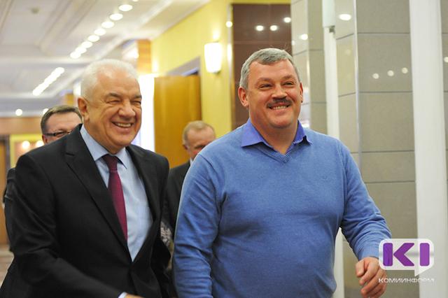 Сергей Гапликов вступил вдолжность руководителя Коми за24 мин.