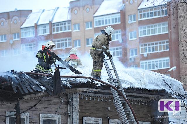 """В республике вводят новое звание – """"Почетный работник пожарной охраны Коми"""""""