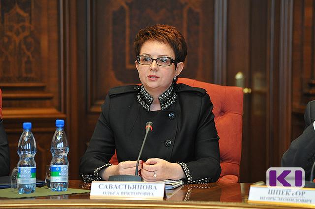 Ольга Савастьянова возглавит в Госдуме Комитет по регламенту