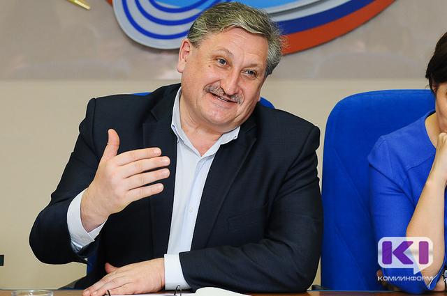 Министр спорта Коми раскритиковал власти Сыктывкара за недостаточную работу по привлечению инвалидов к спорту