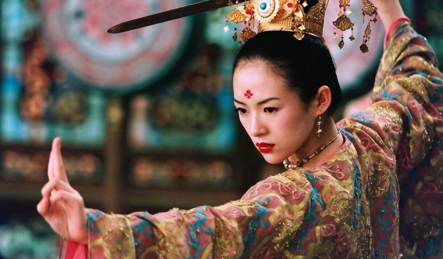 Фото японских и китайских девушек